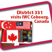 Visit to IWC Cobourg, Canada. 26 Jun 2018